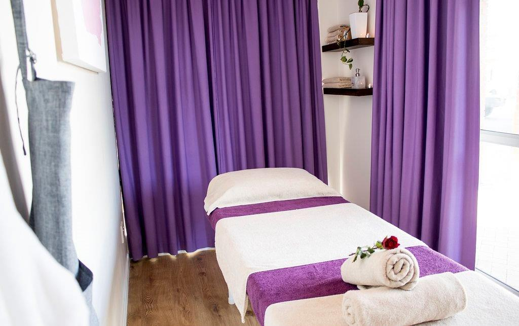 spa cape town purple orchid room
